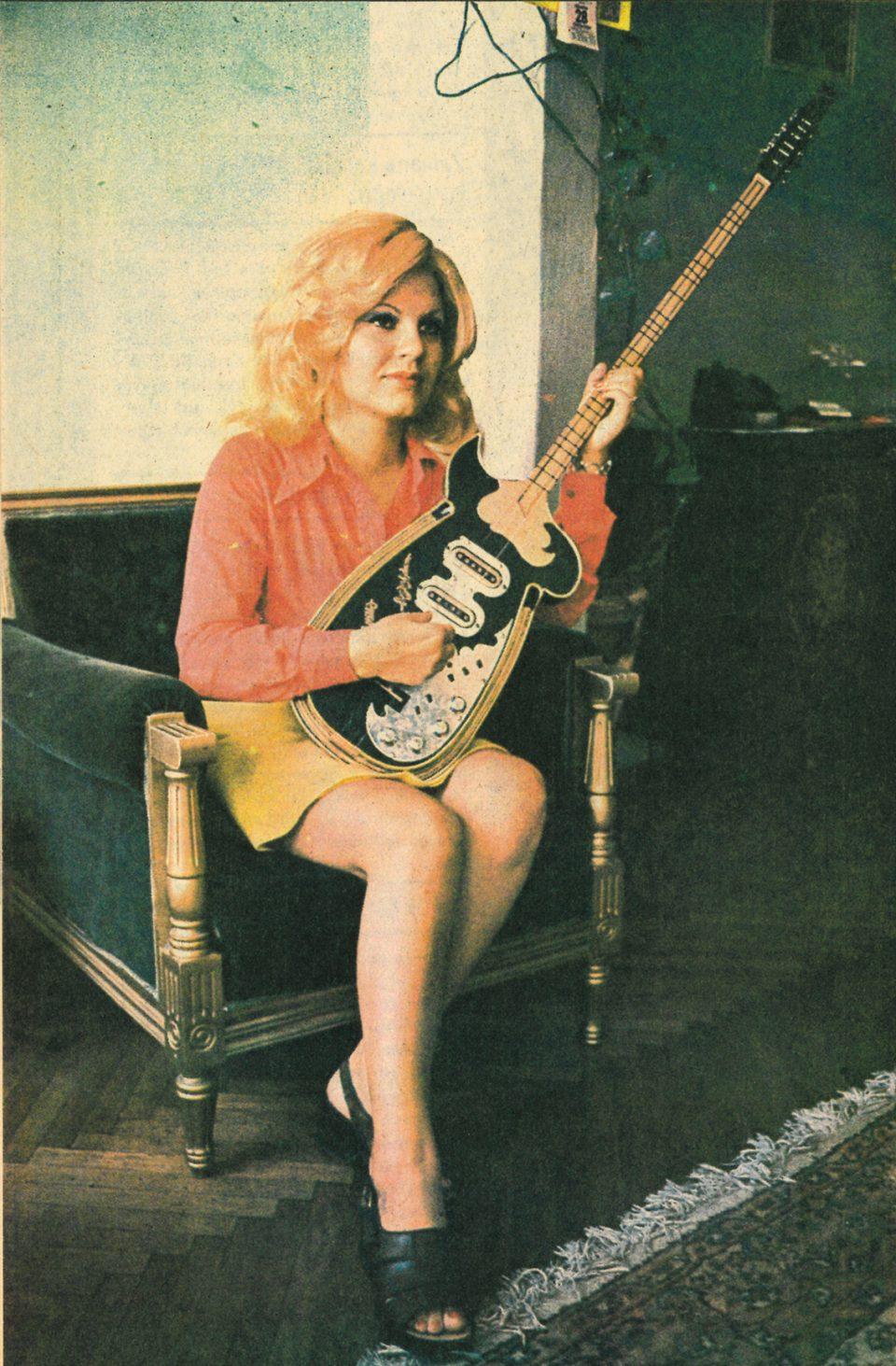 Huri Sapan Hey Magazin 1974