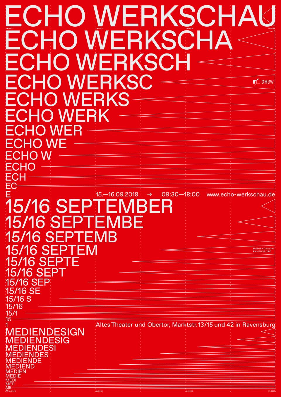 ECHO Werkschau