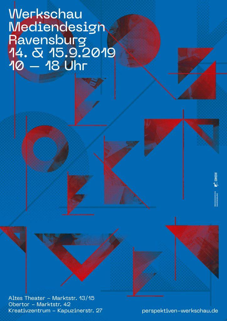 Veranstaltungs- und Posterdesign: Sven Oppel, Joshua Häfelinger, Jonas Hurrle
