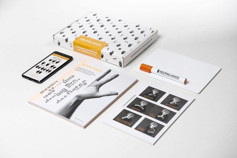 Helping Hands DHBW Mediendesign 00