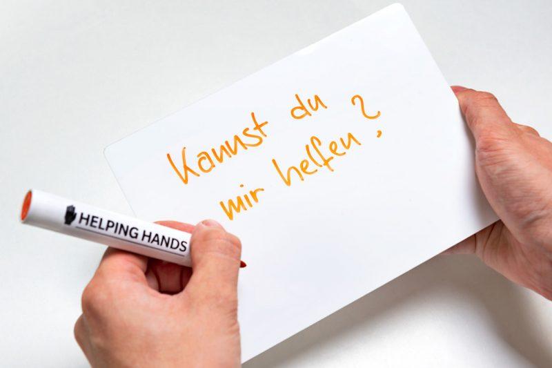 Helping Hands DHBW Mediendesign 05
