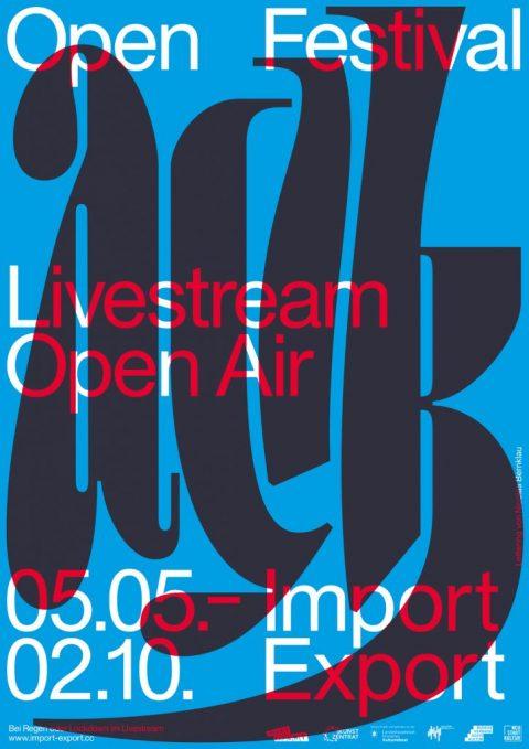 Livestream Open Air, ImportExport Festival