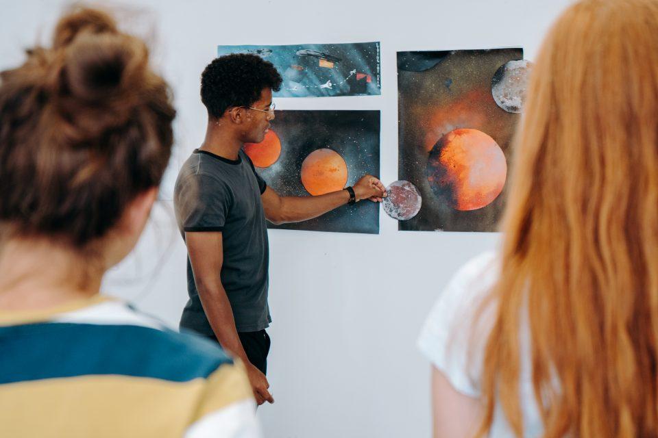 DHBW Media Foundation Studies: Artistic Collage