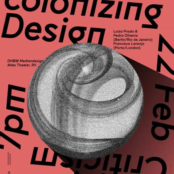 Decolonizing Design & Modes of Criticism