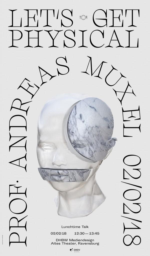 Poster design: Felix Buhler