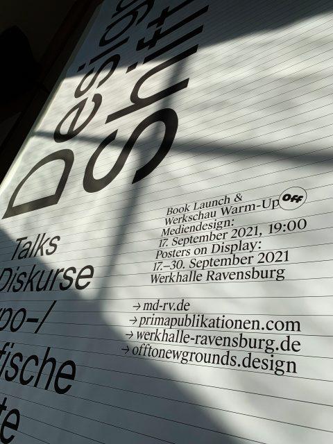 Design Shifts Book Launch Werkhalle