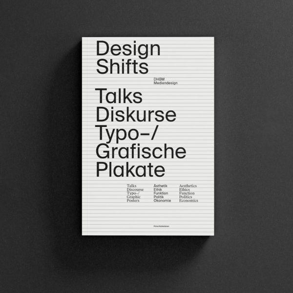 Design Shifts. Prima.Publikationen, 2021